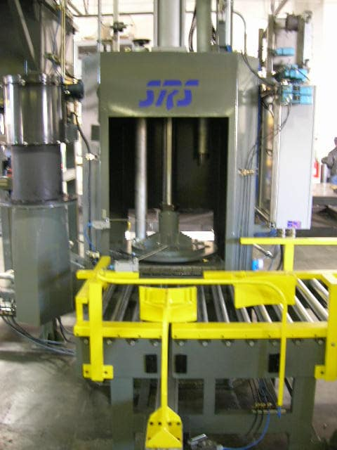 Conveyorized Drum Washing and Crushing
